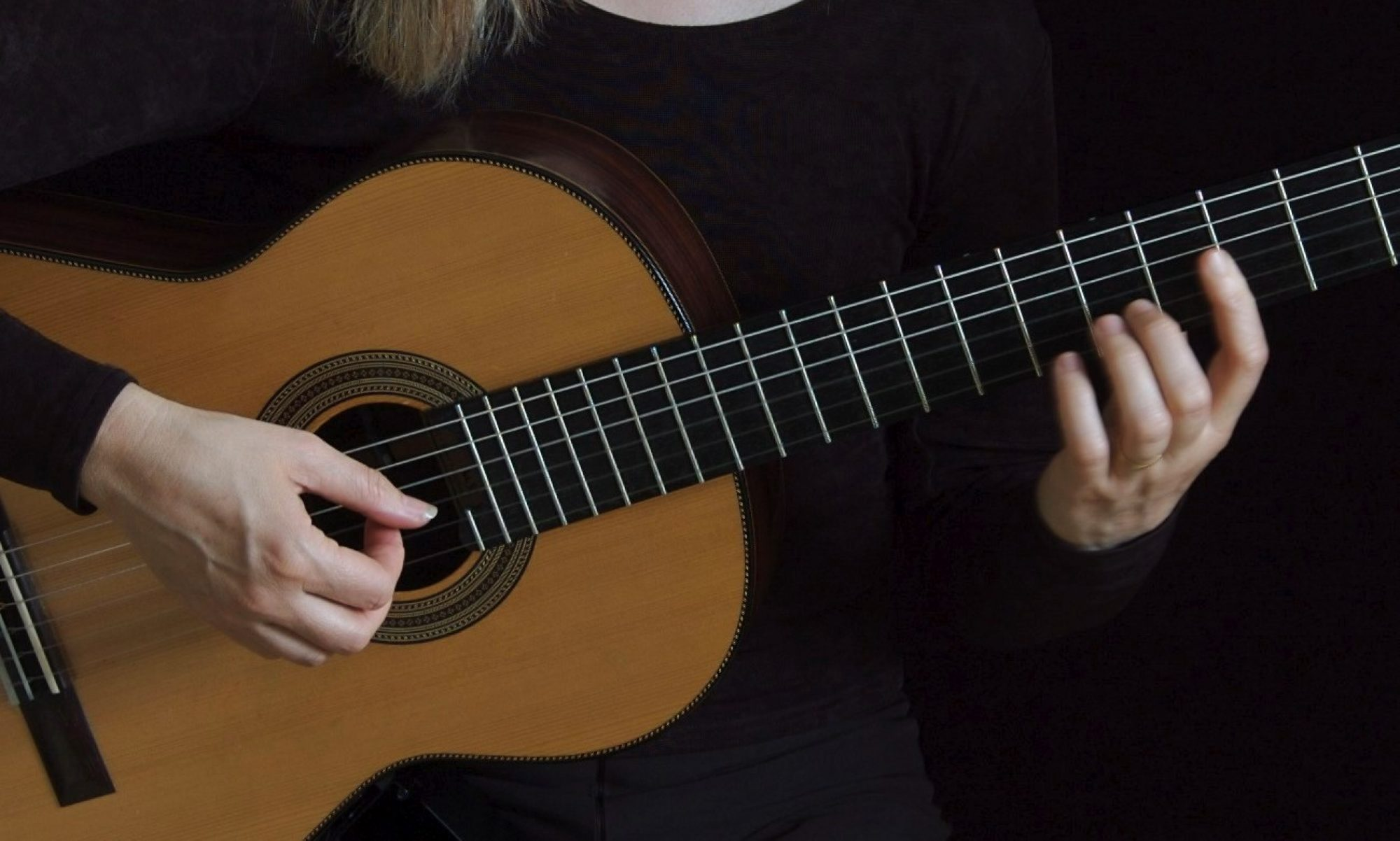 Bridget Mermikides - Classical & Electric Guitarist