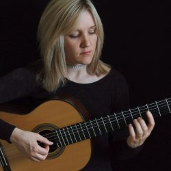 Bridget Mermikides – Classical & Electric Guitarist